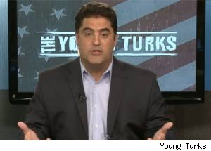 Cenk Uyguy out at MSNBC.