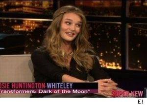 Rosie Huntington-Whiteley, 'Chelsea Lately'