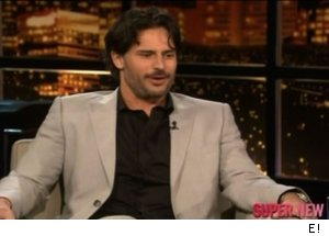 Joe Manganiello, 'Chelsea Lately'