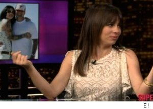 Natasha Leggero, 'Chelsea Lately' - Kat Von D, Jesse James