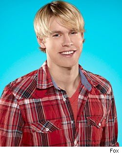 Chord Overstreet Returning to Glee