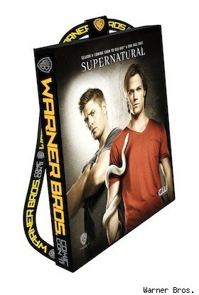EXCLUSIVE: First Look at the 'Supernatural' Comic-Con Bag