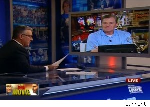 Dan Patrick, 'Countdown with Keith Olbermann'