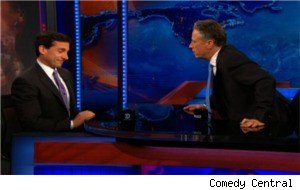 Steve Carell on 'The Daily Show'
