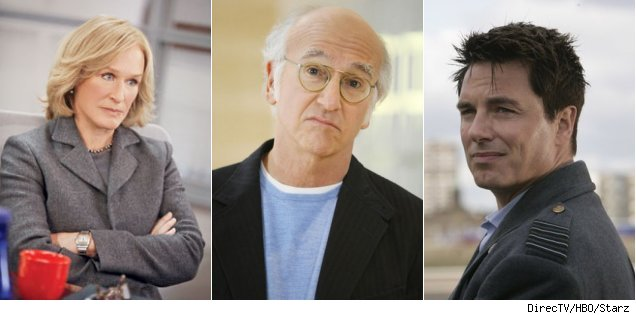 'Damages' / 'Curb Your Enthusiasm' / 'Torchwood'