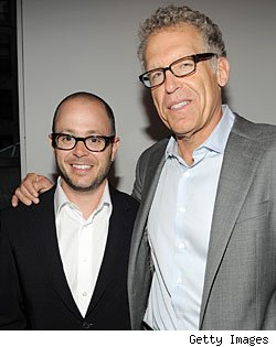 Damon Lindelof &amp; Carlton Cuse