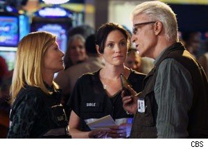 Ted Danson, CSI
