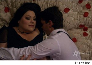 Jane and Grayson on 'Drop Dead Diva'