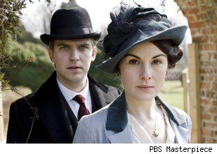 'Downton Abbey' Cast Talks Season 2: Love, War and More