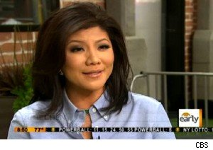 Julie Chen of 'Big Brother' on 'The Early Show'