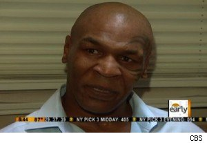 Mike Tyson talks about 'Same Name' on 'The Early Show'
