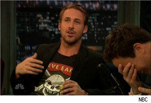Ryan Gosling and Jimmy Fallon