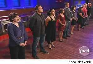 'The Next Food Network Star'