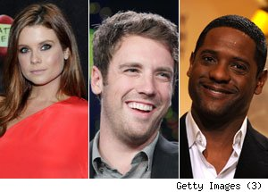 Joanna Garcia, Bret Harrison, Blair Underwood