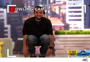 Owling on 'Good Morning America'