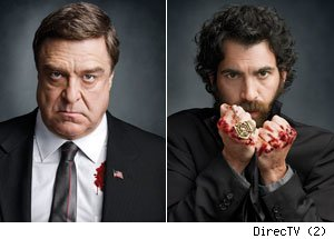 John Goodman, Chris Messina