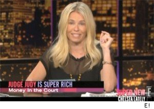 Chelsea Handler on 'Judge Judy' on 'Chelsea Lately'