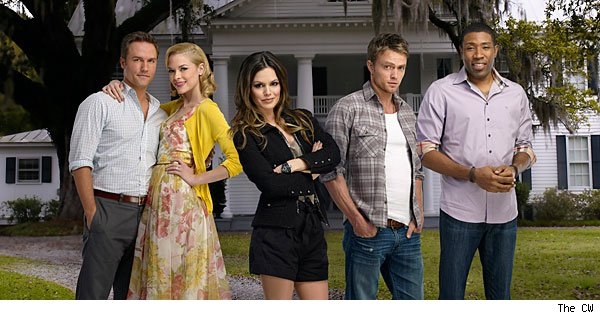 The 'Hart of Dixie' Cast Teases Love Catfights on Their New CW Show