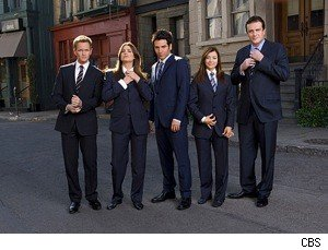 'HIMYM' cast