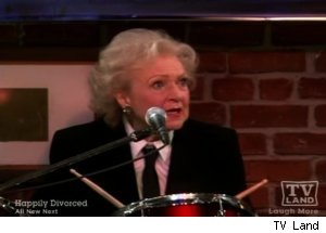 Betty White, 'Hot in Cleveland'