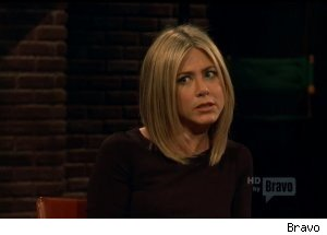 Jennifer Aniston, 'Inside the Actors Studio'