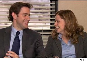 Jim, Pam, The Office