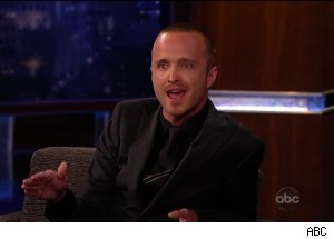 Aaron Paul, 'Jimmy Kimmel Live'