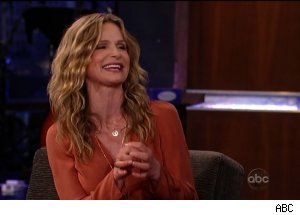 Kyra Sedgwick, 'Jimmy Kimmel Live'