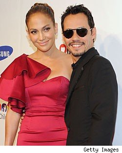 Jennifer Lopez and Marc Anthony End Marriage