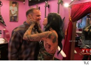 Jesse James & Kat Von D, 'LA Ink' season premiere