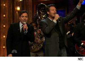 Blake Shelton, 'Late Night with Jimmy Fallon'