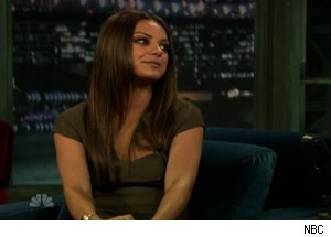 Mila Kunis, 'Late Night with Jimmy Fallon'