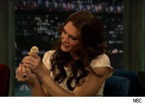 Brooke Shields, 'Late Night with Jimmy Fallon'
