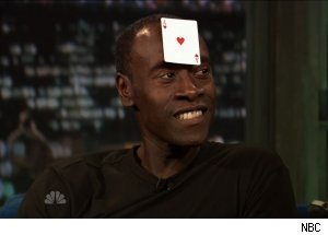 Don Cheadle, 'Late Night with Jimmy Fallon'