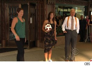 Abby Wambach & Hope Solo, 'Late Show with David Letterman'