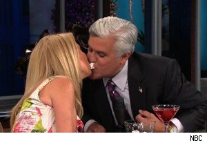 Kathie Lee Gifford and Jay Leno share some 'Whipped Lightning' on 'The Tonight Show'