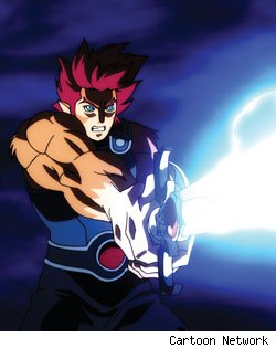 Thundercats Coming Cartoon Network on Preview Of  Thundercats   Not Terribly Awful  Thundercats  Jokes