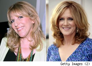 Lisa Lampanelli, Carol Leifer