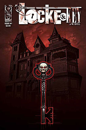 Comic-Con 2011: Highlights from the 'Locke Key' Panel Screening