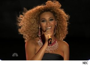Beyonce, 'Macy's 4th of July Fireworks Spectacular'