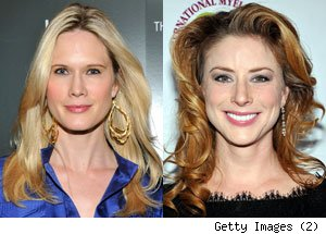 Stephanie March, Diane Neal
