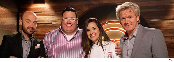 'MasterChef' judges with guest Whitney Miller