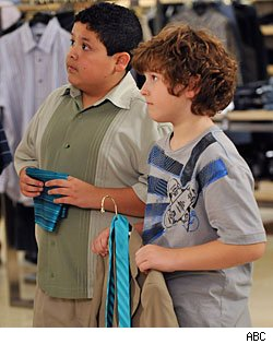 'Modern Family' - RIco Rodriguez &amp; Nolan Gould