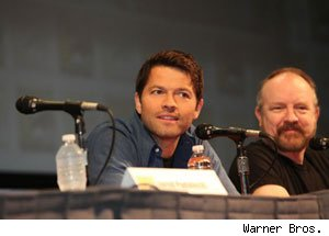 Misha Collins & Jim Beaver