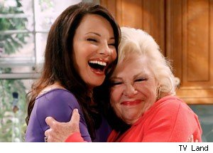 Fran Drescher, Renee Taylor