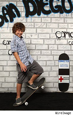 Nolan Gould at San Diego Comic-Con 2011