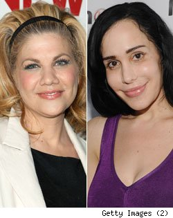 Kristen Johnston, Nadya Suleman