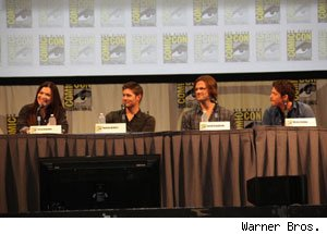'Supernatural' Comic-Con panel