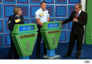 'The Price Is Right' salutes the military