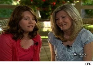 Jaycee Dugard & Terry Probyn, 'A Special Edition of Primetime with Diane Sawyer'